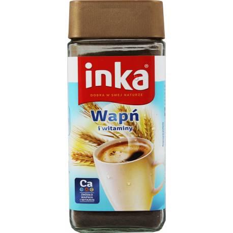Rozpuszczalna Kawa Zbożowa Inka 100g Wapń I Witaminy