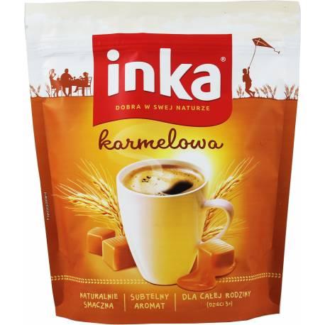 Rozpuszczalna Kawa Zbożowa Z Karmelem Inka 200g