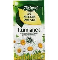 Herbata Ziołowa - Rumianek 20 Torebek Herbapol 30g
