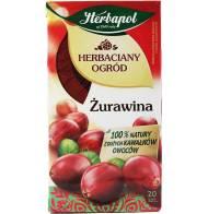 Herbaciany Ogród - Żurawina 50g Herbapol