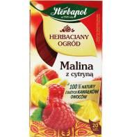 Herbaciany Ogród - Malina Z Cytryną 54g Herbapol
