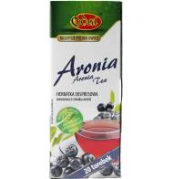 Herbata Ekspresowa Aronia 20 Torebek Edal