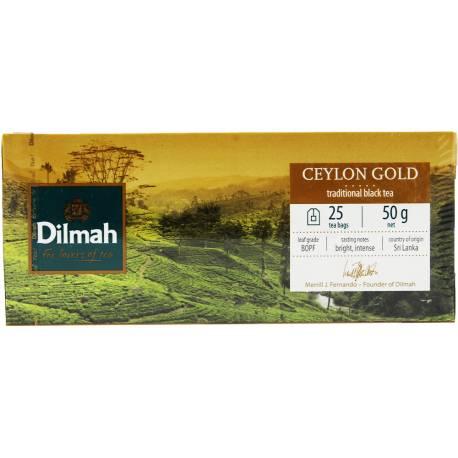 "Dilmah ""Ceylon Gold"" 50g"