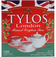 Herbata Czarna Ekspresowa 200g Tylos London
