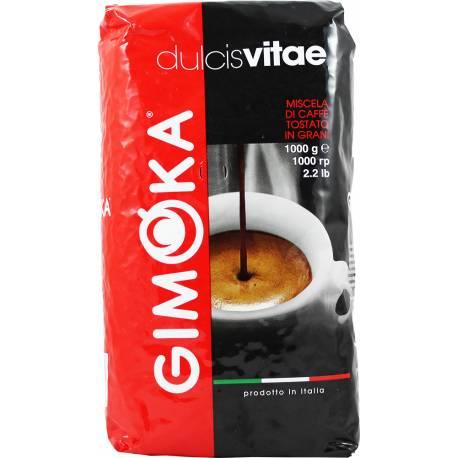 Kawa Palona w Ziarnach Gimoka 1kg Dulcisvitae