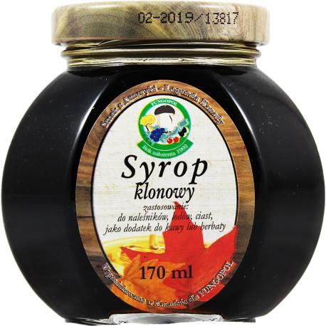 Syrop Klonowy 170ml Fungopol