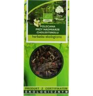 Herbatka Ekologiczna Polecana Przy Nadmiarze Cholesterolu 50g Dary Natury
