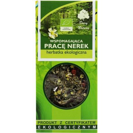 Herbata Ekologiczna 50g Dary Natury Wspomagająca Pracę Nerek
