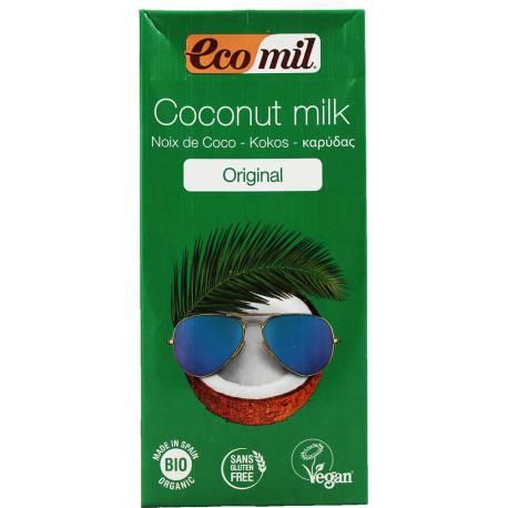 Mleko Kokosowe 1l EcoMil Bez Laktozy