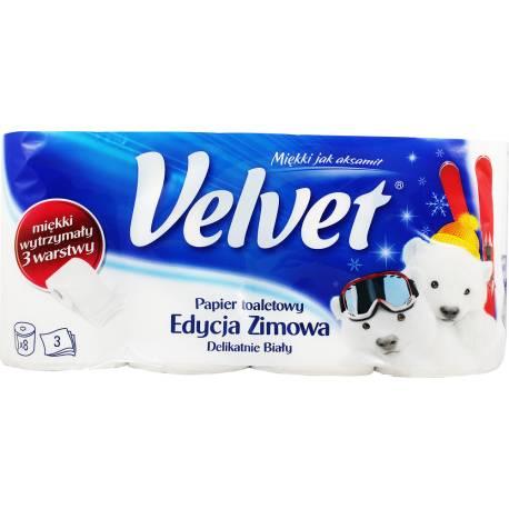 Papier Toaletowy Velvet 8 Rolek