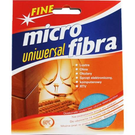 Ściereczka z Mikrofibry Fine Uniwersalna