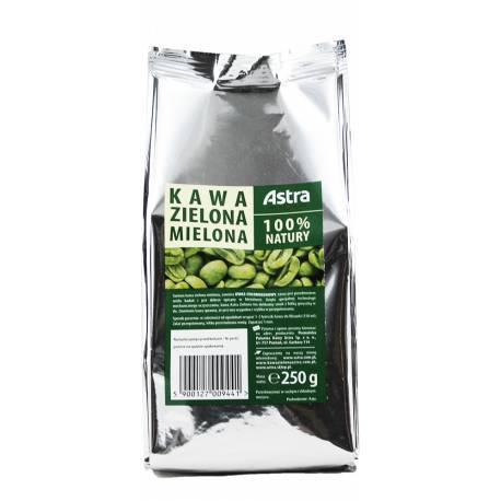 Kawa Zielona Mielona250g Astra