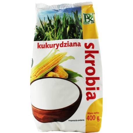Skrobia Kukurydziana 400g Radix-Bis