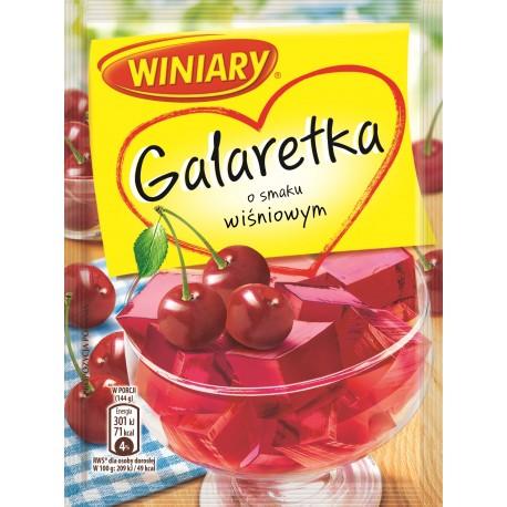 Galaretka Wiśniowa WINIARY 79g