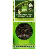 Herbata Ekologiczna 50g Dary Natury Polecana Przy Zaparciach