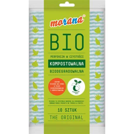 Ścierki Biodegradowalne BIO Marana 10 Sztuk