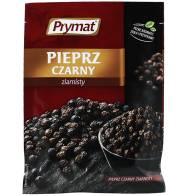 Pieprz Czarny Zianisty 20g Prymat