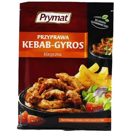 Przyprawa Kebab-Gyros Klasyczna 30g Prymat