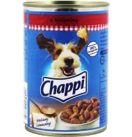Karma dla psa Chappi z wołowiną 400g