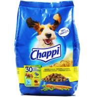 Karma dla psa Chappi z drobiem i warzywami 500g