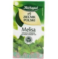 Zielnik Polski Melisa 20 torebek Herbapol