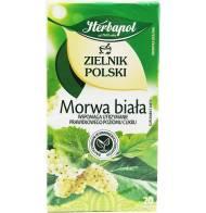 Zielnik Polski Morwa Biała 20 torebek Herbapol