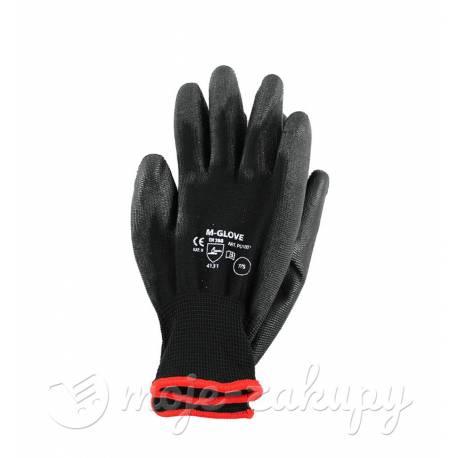 Rękawice M-Glove PU1001 Czarne