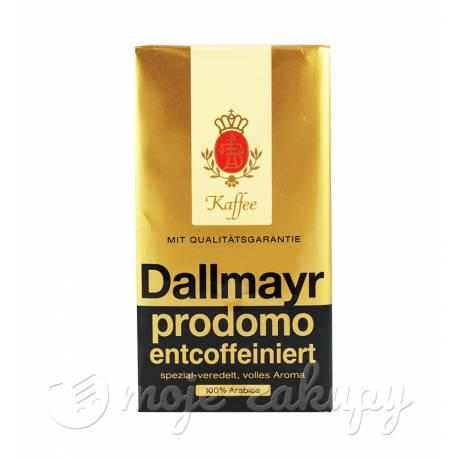 Kawa Bezkofeinowa Dallmayr Prodomo 500g