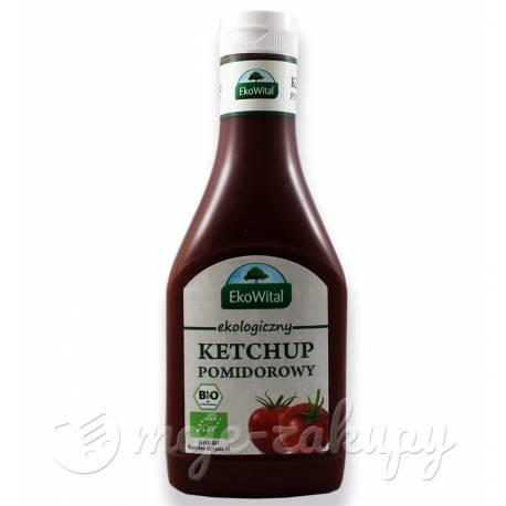 Ketchup pomidorowy BIO 500g EkoWital