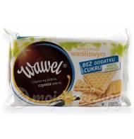 Wafle waniliowe bez cukru 110g Wawel