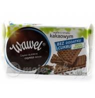 Wafle kakaowe bez cukru 110g Wawel