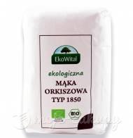 Mąka orkiszowa BIO Typ 1850 EkoWital 1kg