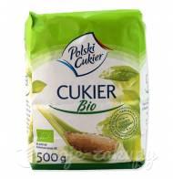 Cukier Trzcinowy BIO 500g Polski Cukier