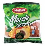 Morele suszone 200g Makar