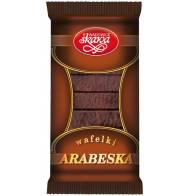 WAFLE SKAWA ARABESKA 250G W POLEWIE