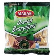 Orzechy brazylijskie 100g Makar