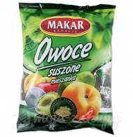 Owoce suszone 400g Makar