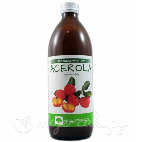 Acerola 500ml Altermedica