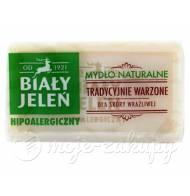 Mydło naturalne tradycyjnie warzone 150g Biały Jeleń