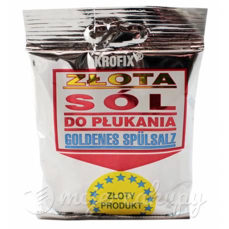 Złota sól do Płukania 150g Krofix