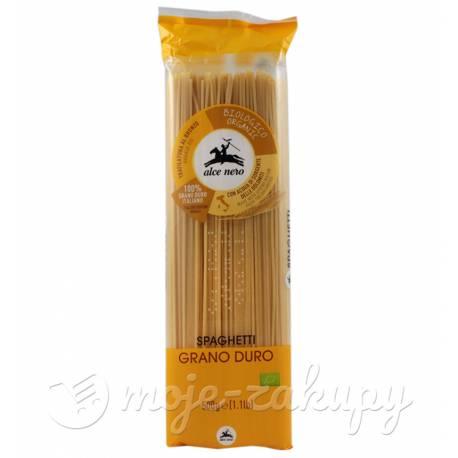 Makaron spaghetti ekologiczny (SEMOLINOWY) 500g Alce Nero