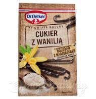 Cukier z wanilią Bourbon 12g Dr.Oetker