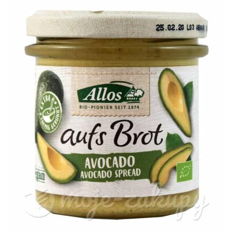 Pasta kremowa z awokado Bio 140g Bio Planet