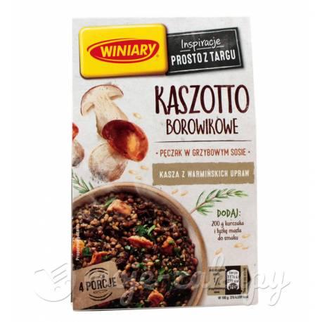 Kaszotto borowikowe z pęczakiem Winiary 232g