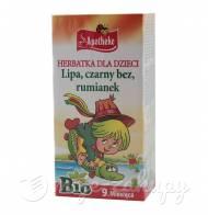 Herbatka Eko Dla Dzieci Przy Przeziębieniu 30g Apotheke