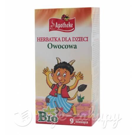 Herbatka Eko Dla Dzieci owocowa 40g Apotheke