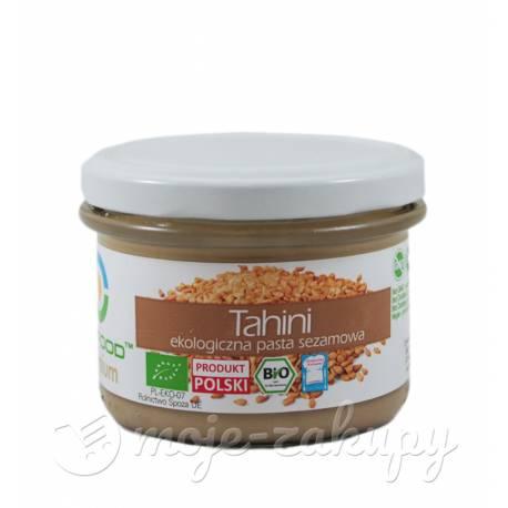 Pasta sezamowa Tahini eko 180g Bio food premium