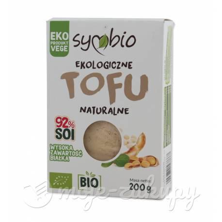 Tofu ekologiczne naturalne 200g Symbio