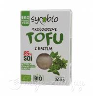 Tofu ekologiczne z bazylią 200g Symbio