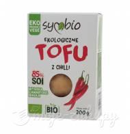 Tofu ekologiczne z chilli 200g Symbio